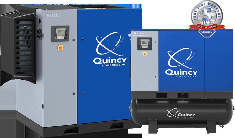 Compresores Quincy QGS