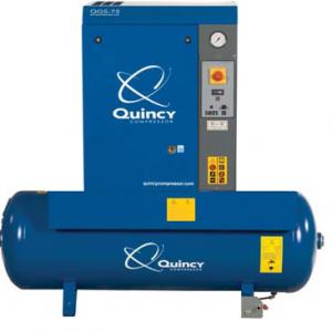 Compresor QGS transmisión por bandas