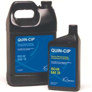 Lubricante Quincip para compresores de pistón